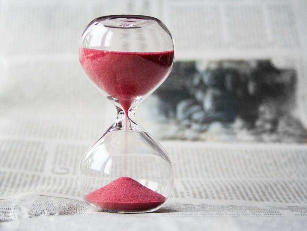 as seis formas de estruturação social do tempo