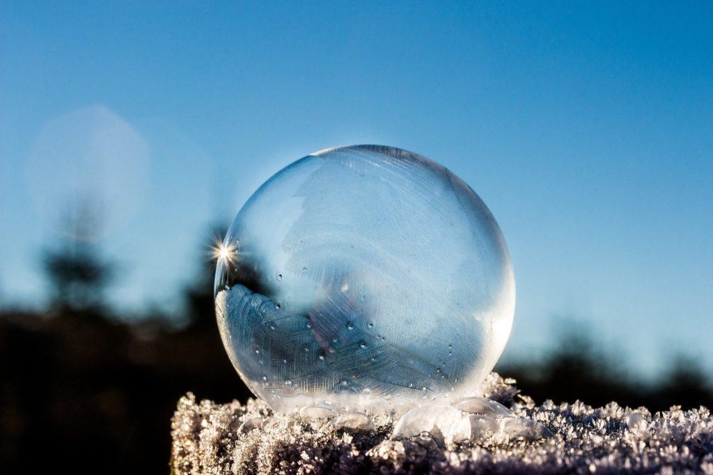ações de descongelamento